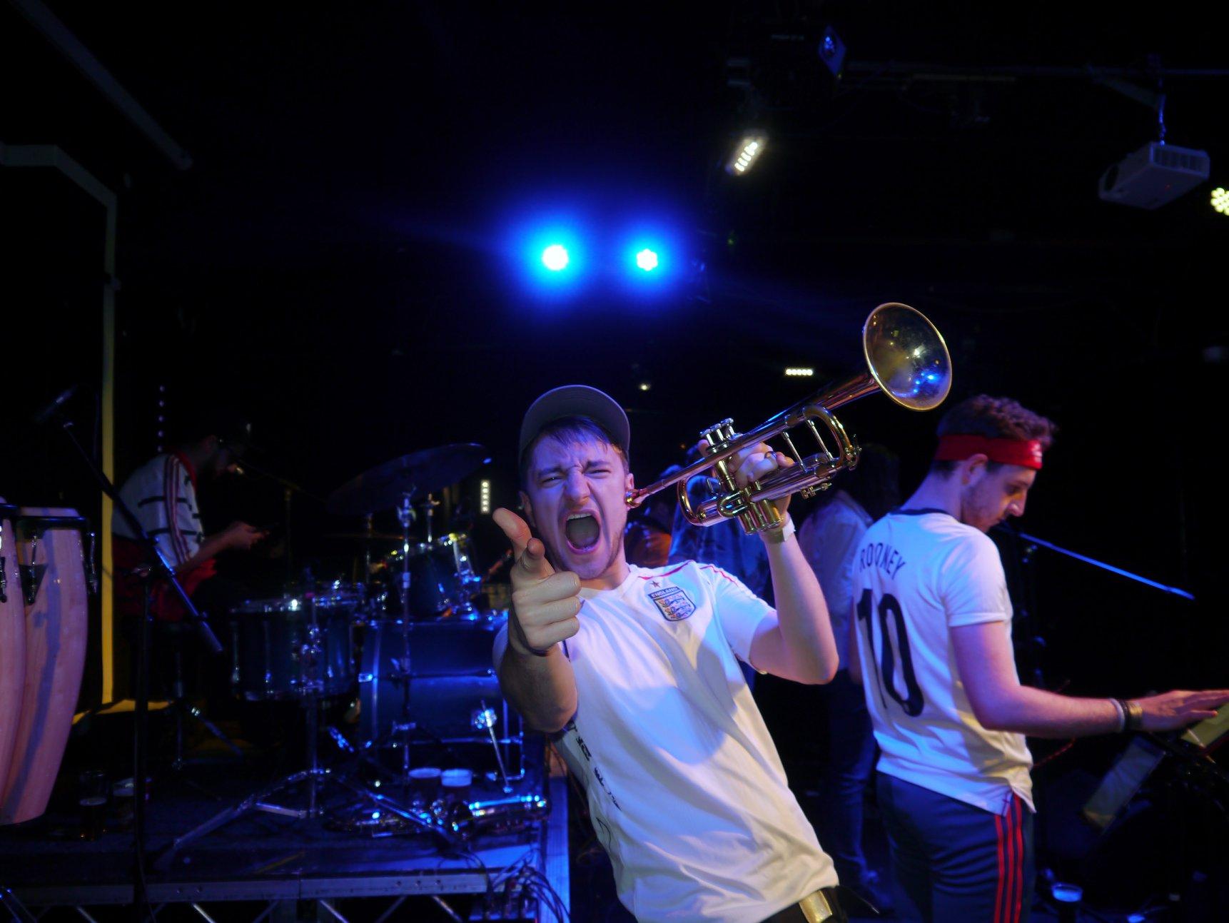 joe trumpet